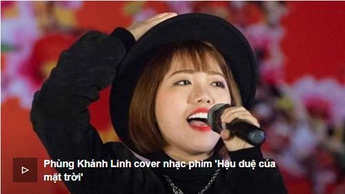Vpop soi dong cover nhac phim Han sau 'Hau due mat troi' hinh anh 4