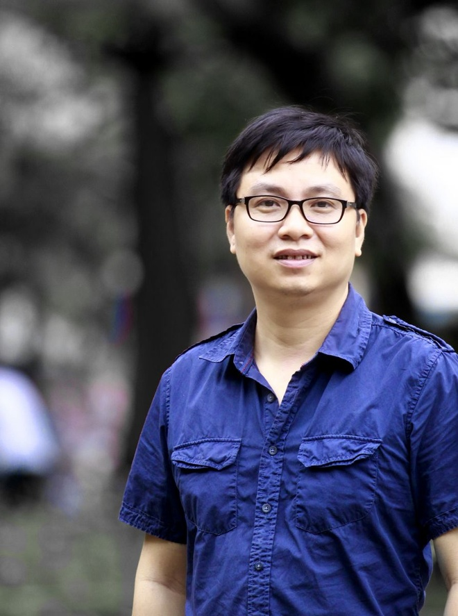 Nguyen Dinh Tu: 'Tap tan van khong dai dien cho van hoc tre' hinh anh 2