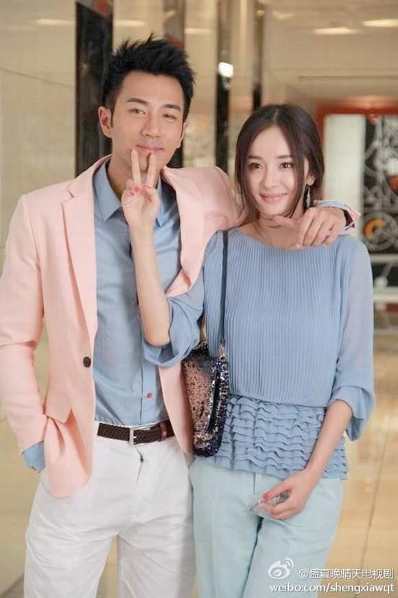 Luu Khai Uy phu nhan ly hon Duong Mich hinh anh 2