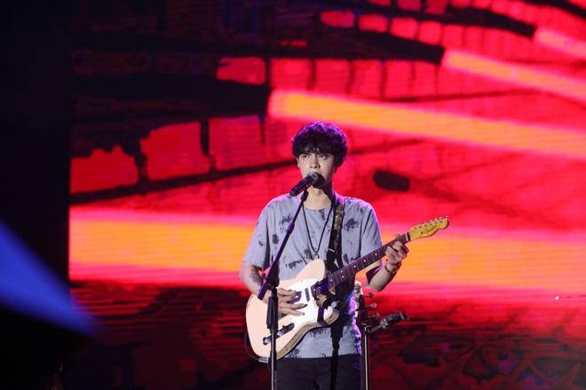 Tuan Hung song ca an y voi YJB tren san khau Ha Noi hinh anh 4