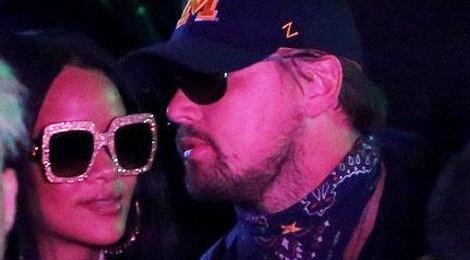 Rihanna va Leonardo lai day tin don hen ho hinh anh