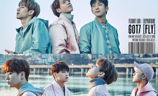 GOT7 san sang tro lai duong dua iKON, EXO hinh anh 3