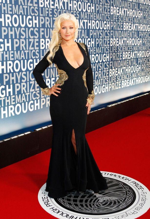 Christina Aguilera tung la muc tieu bi lam dung hinh anh 2