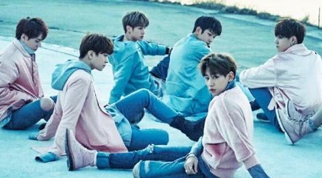 GOT7 san sang tro lai duong dua iKON, EXO hinh anh
