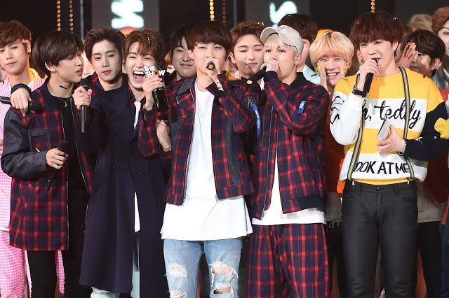 GOT7 san sang tro lai duong dua iKON, EXO hinh anh 1