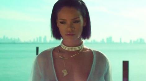 Rihanna tung MV moi bao luc, goi cam hinh anh