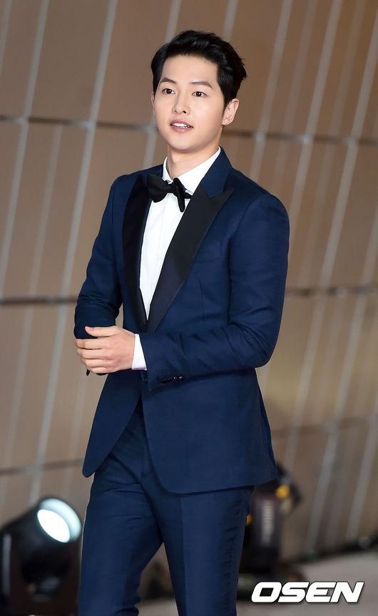 Song Joong Ki bi chi trich ham danh tieng o Trung Quoc hinh anh 1