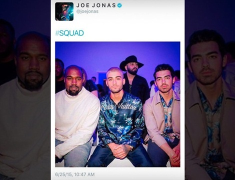Joe Jonas chia tay anh 2