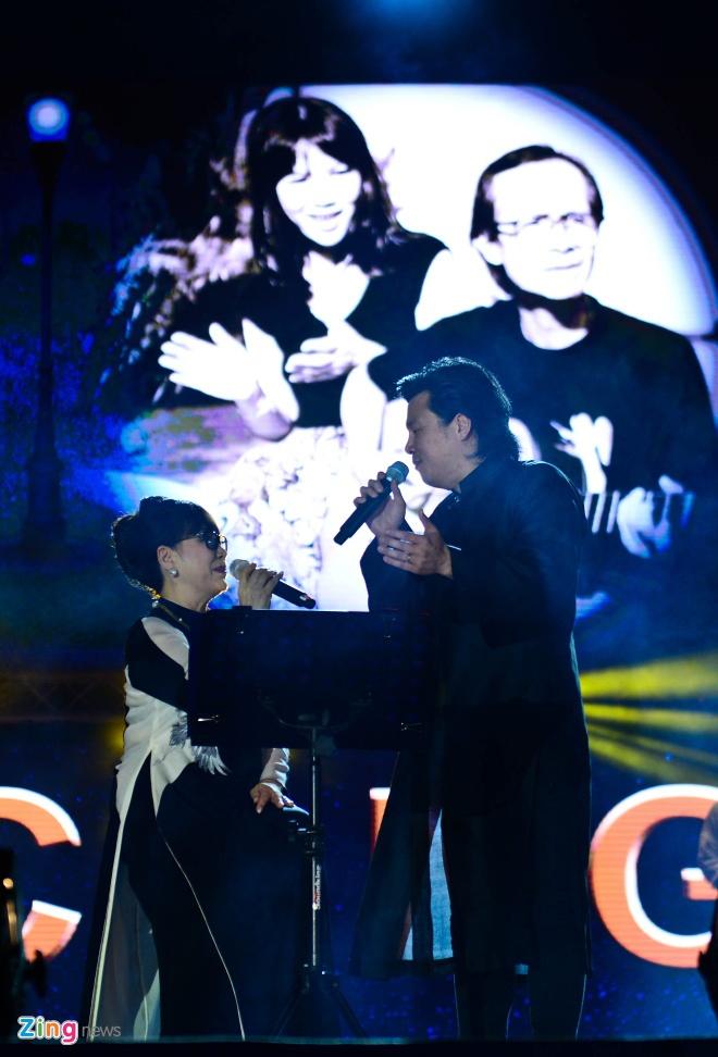 Thanh Lam, Tung Duong hat tuong nho Trinh Cong Son hinh anh 2