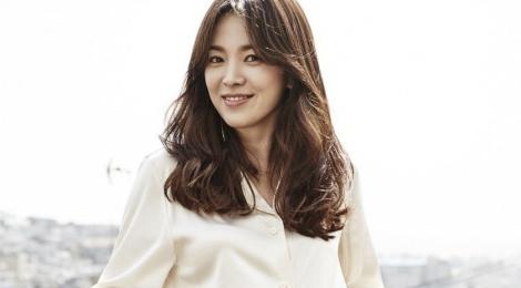 Song Hye Kyo tra loi cau hoi cua khan gia Viet Nam va chau A hinh anh