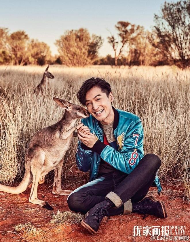 Ho Ca sanh dieu trong nang gio Australia hinh anh 8