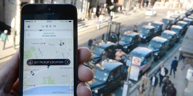 Hollywood lam phim hai ve Uber hinh anh 1