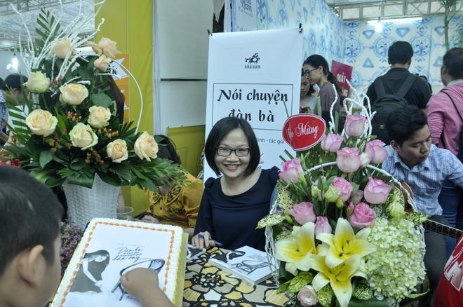 Thai Thuan Minh: 'Muon hanh phuc dung le thuoc vao dan ong' hinh anh 1