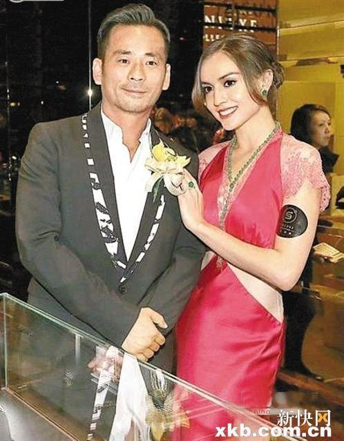 Kieu nu TVB sang Anh sinh quy tu cho ty phu Hong Kong hinh anh 1