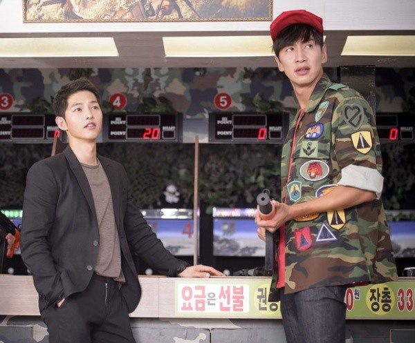 sao Running Man Lee Kwang Soo anh 2