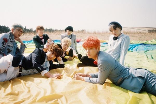 Album moi cua BTS dat khach du chua ra mat hinh anh 1