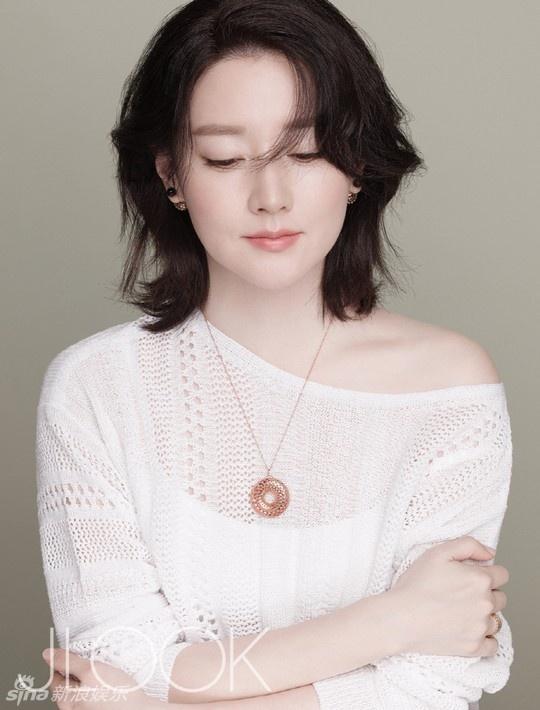 Cap song sinh nha Lee Young Ae ngay cang dang yeu hinh anh 4