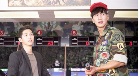 Lee Kwang Soo – khach moi trung thanh cua drama Han hinh anh