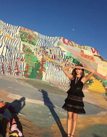 Jessica Jung tung album solo anh 2