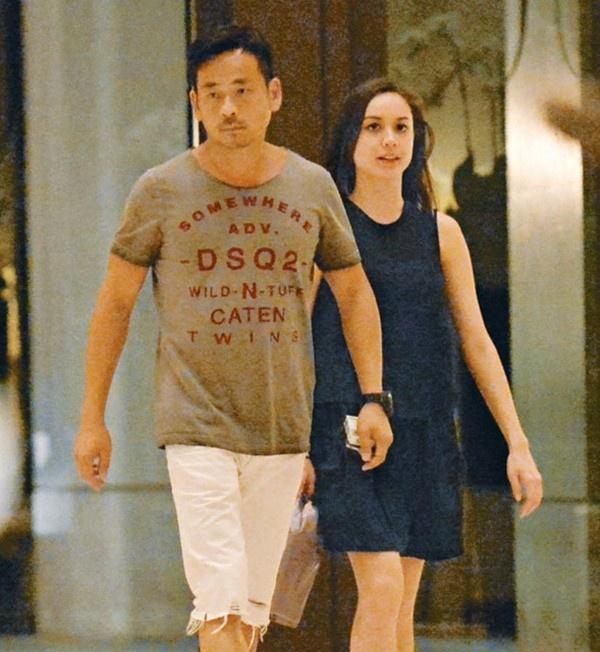 Dai gia co tinh moi sau khi kieu nu TVB sang Anh sinh con hinh anh 2