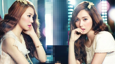 Jessica va Tiffany (SNSD) bat phan thang bai khi solo hinh anh