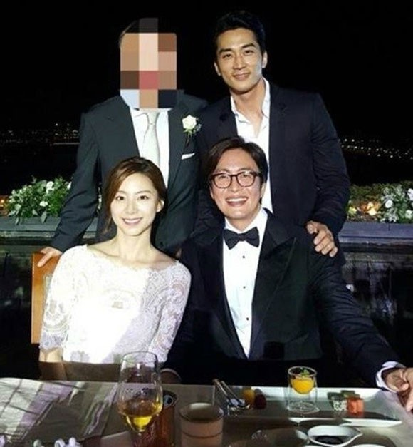 Vo Bae Yong Joon mang thai con dau long hinh anh 1