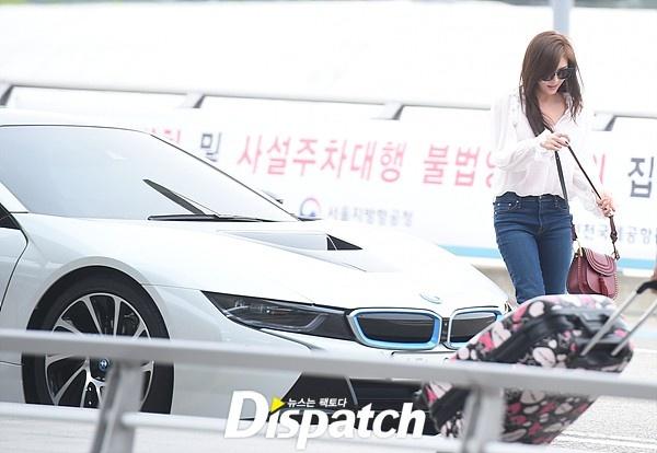 Ha Ji Won khoe xe hop anh 1