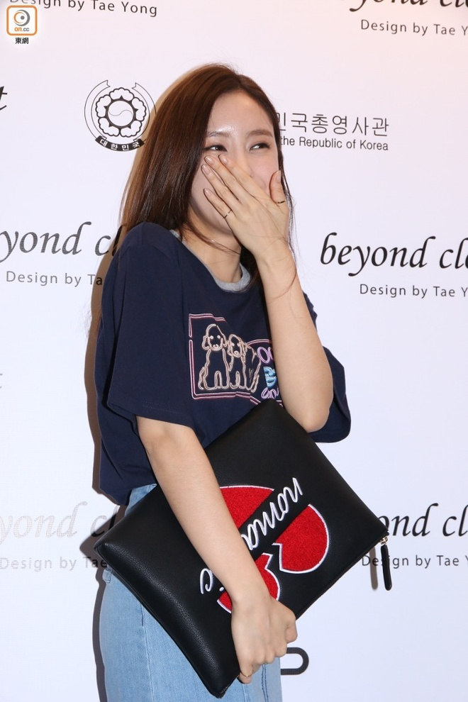 Hyomin (T-ara) gap su co tai su kien o Hong Kong hinh anh 5