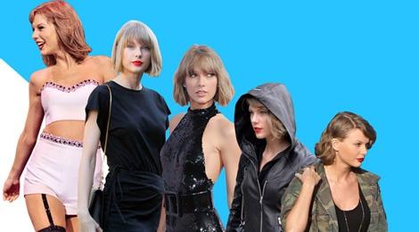 Taylor Swift doi giay nhu the nao trong 10 nam qua? hinh anh