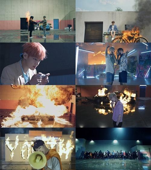 BTS va Twice ken cua ngoi dau bang xep hang Kpop hinh anh 2