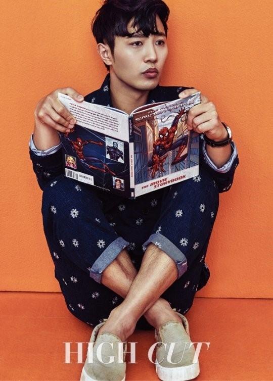'Thuong si' Jin Goo san sang dong tiep 'Hau due mat troi' hinh anh 1