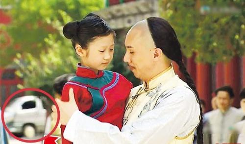 Nhung loi sai gay cuoi trong phim TVB hinh anh 7
