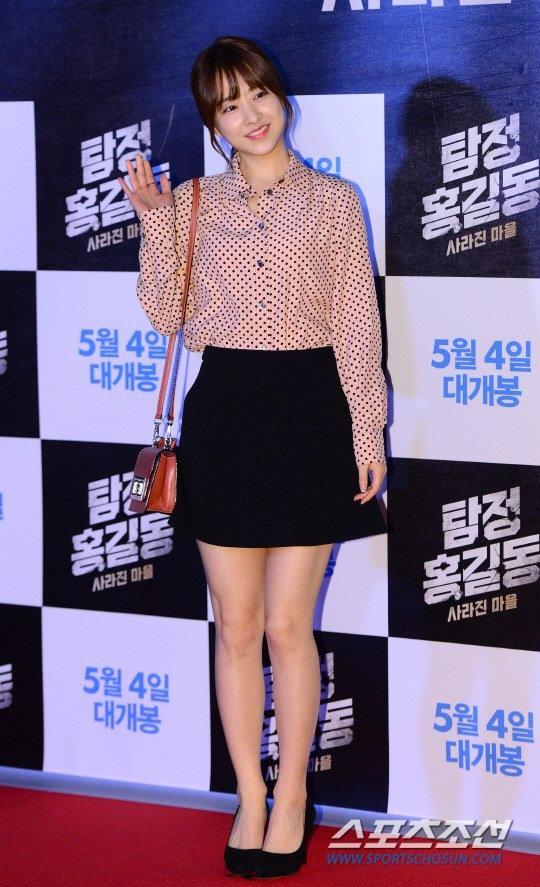 Seohyun (SNSD) thanh lich, Go Ara tang can hinh anh 5