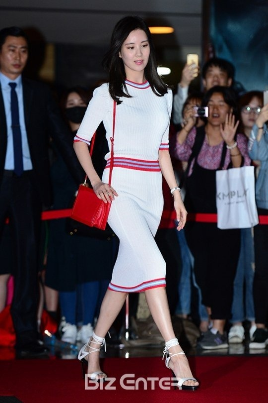 Seohyun (SNSD) thanh lich, Go Ara tang can hinh anh 1