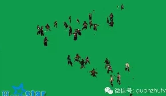 Su that dang sau nhung canh hoanh trang cua phim TVB hinh anh 3