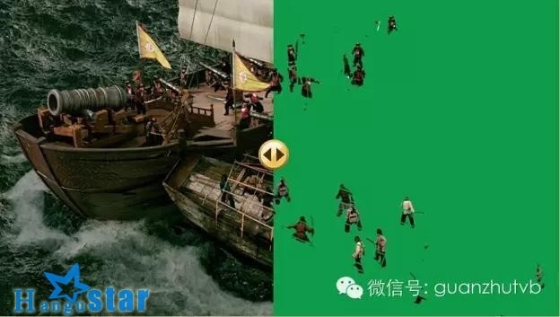Su that dang sau nhung canh hoanh trang cua phim TVB hinh anh 4