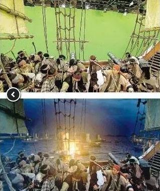Su that dang sau nhung canh hoanh trang cua phim TVB hinh anh 13