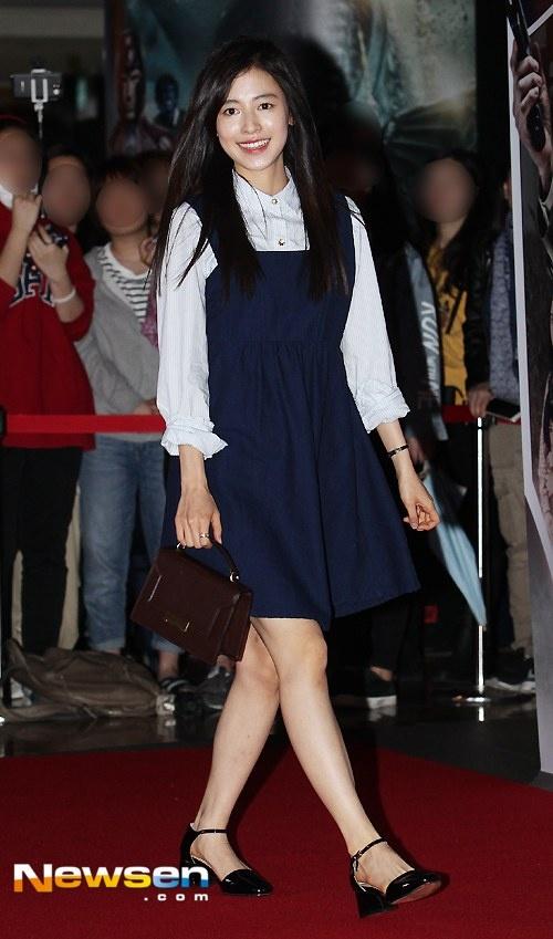 Seohyun (SNSD) thanh lich, Go Ara tang can hinh anh 8