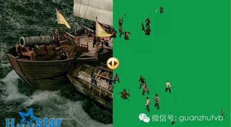Su that dang sau nhung canh hoanh trang cua phim TVB hinh anh