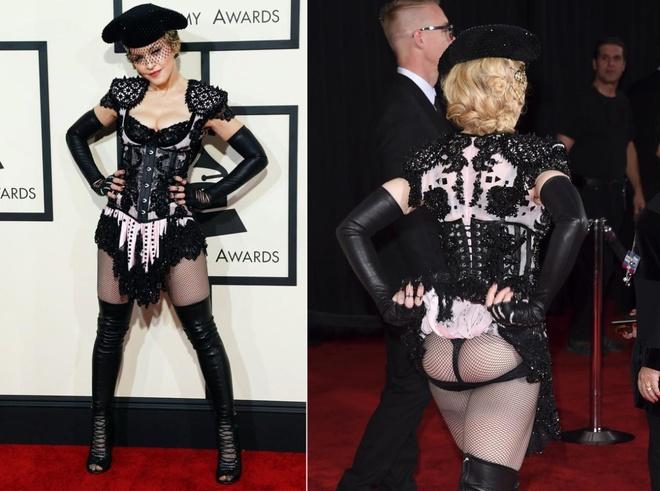 Madonna: Bieu tuong thoi trang hay nguoi dan ba noi loan? hinh anh 9