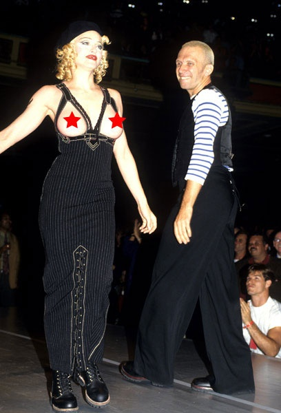Madonna: Bieu tuong thoi trang hay nguoi dan ba noi loan? hinh anh 6