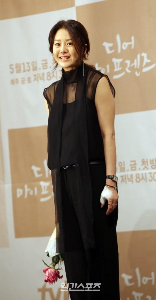 'Ac nu' Go Hyun Jung sanh dieu tren tap chi hinh anh 6