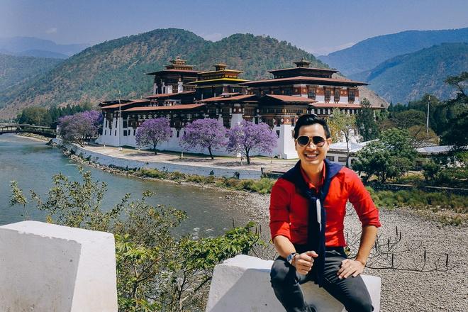 MC Nguyen Khang: 'Bhutan ngheo nhung khong ai lo doi kho' hinh anh 3