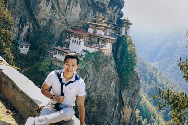 MC Nguyen Khang: 'Bhutan ngheo nhung khong ai lo doi kho' hinh anh 1