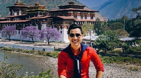 MC Nguyen Khang: 'Bhutan ngheo nhung khong ai lo doi kho' hinh anh