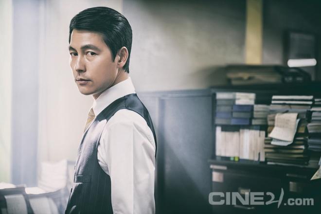 Jo In Sung lam cong to banh bao trong phim moi hinh anh 5
