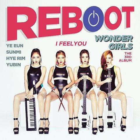 Wonder Girls tro lai anh 2