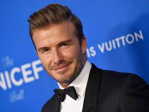 David Beckham sap tung dong my pham dau tien hinh anh 1