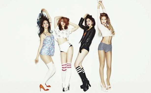 Wonder Girls tro lai anh 1