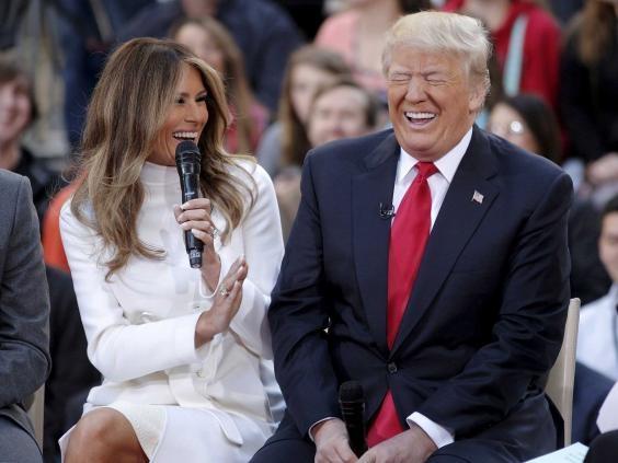 Vo Donald Trump - tu sieu mau den hinh anh de nhat phu nhan hinh anh 17